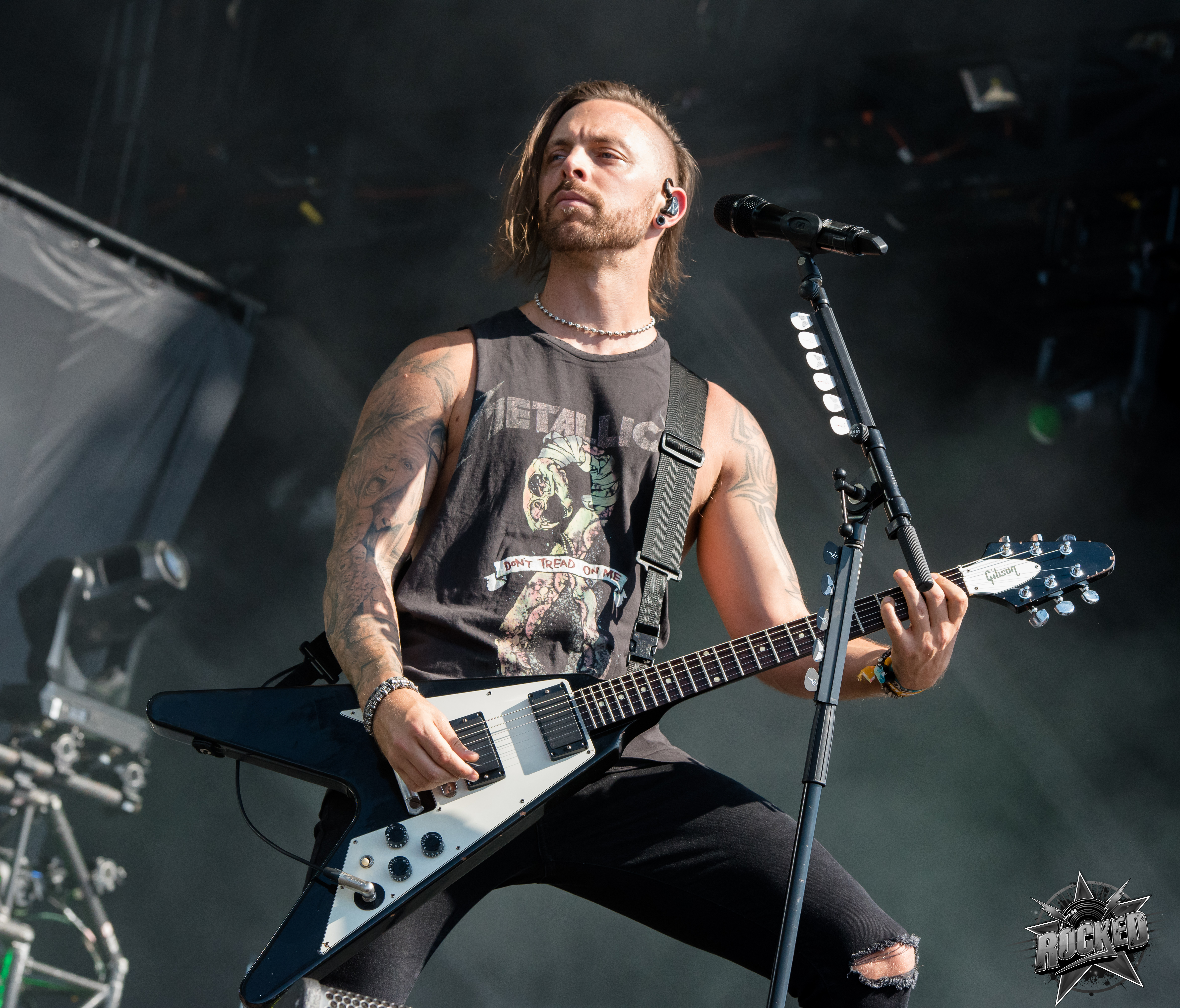Photos Bullet For My Valentine At Welcome To Rockville In